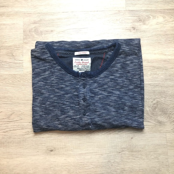 Lucky Brand Other - Lucky brand striped tee
